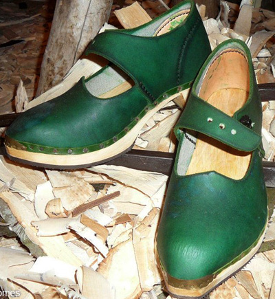 Jeremy Atkinson – The Last English Clog maker