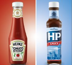 Heinz Tomato Ketchup – v – HPSauce