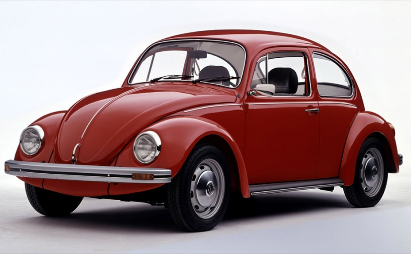 Volkswagen Beetle – an icon re-imagined