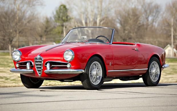 Alfa Romeo GiuliettaSpider
