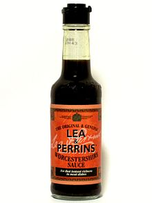 Lea & Perrins – the vital ingredient in a Bloody Mary