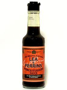 Lea & Perrins – the vital ingredient in a BloodyMary