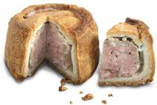 Melton Mowbray pork pies