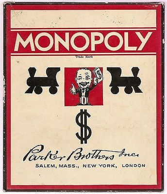 Monopoly – an update