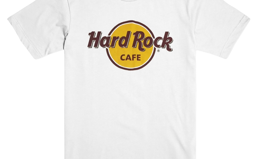 Hard Rock Cafe TShirt