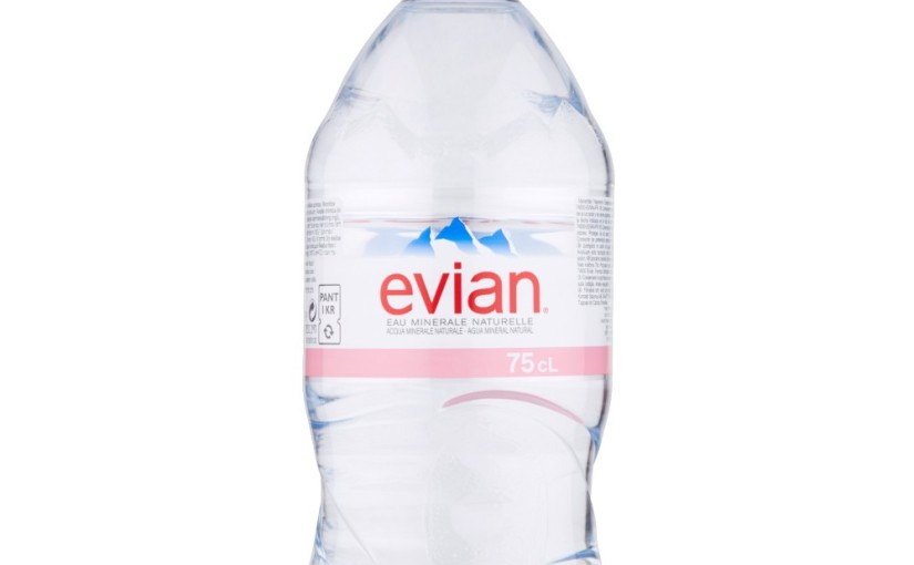 "Evian mineral water – ""The Sports Cap"""