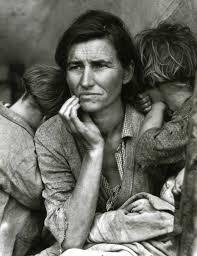 """Dorothea Lange – """"MigrantMother"""""""