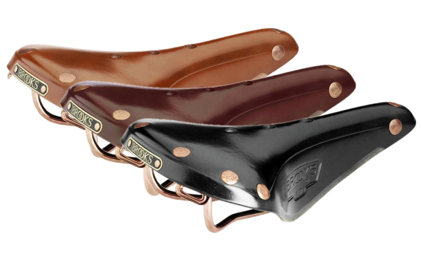 Brooks bicycle saddles