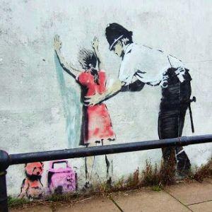 Banksy Police