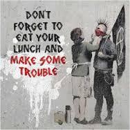 Banksy statement image