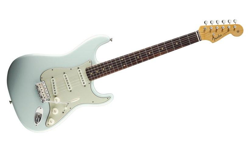 Fender Stratocaster by DominicBaker