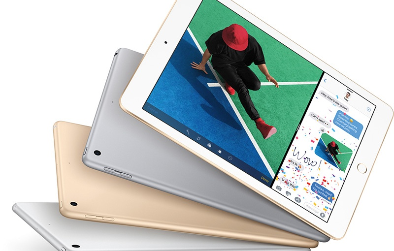 New 9.7″ iPad
