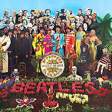 "Peter Blake and Jann Haworth – ""Sgt. Pepper's Lonely Hearts Club Band"""
