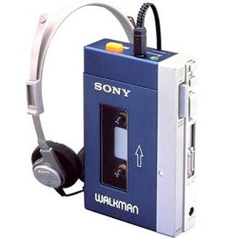 Sony Walkman by DominicBaker