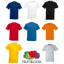 Fruit of the Loom – T shirts