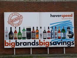 Hoverspeed Booze