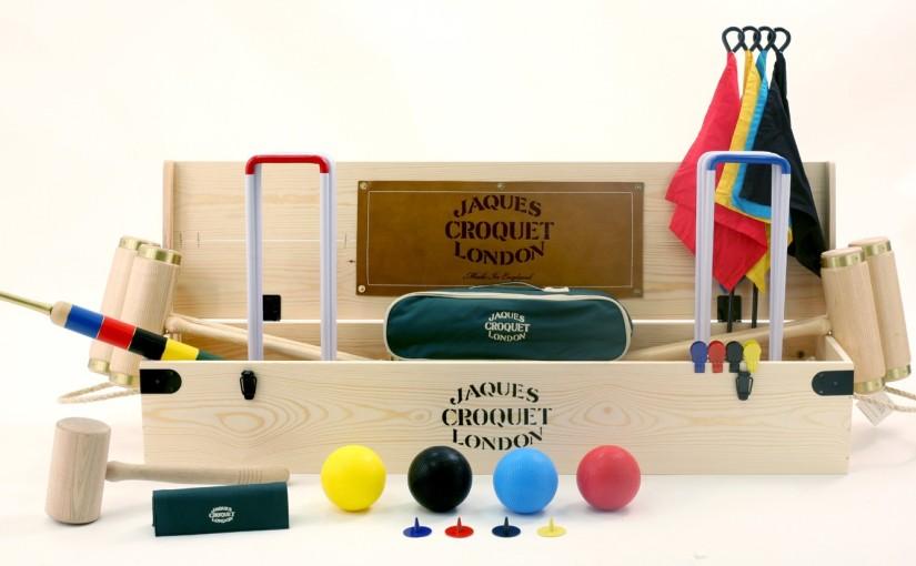 Jaques of London CroquetSet