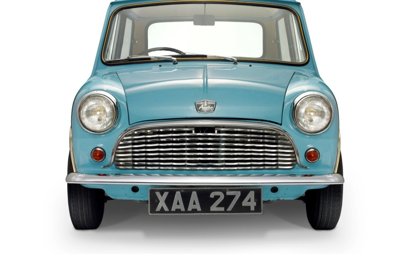 Mini – the best selling car in Britain