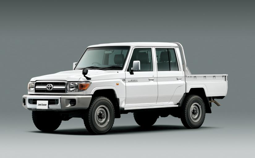 Toyota Land Cruiser – J70series