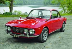 Lancia Fulvia 2