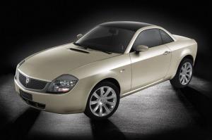 Lancia Fulvia 2003 Concept
