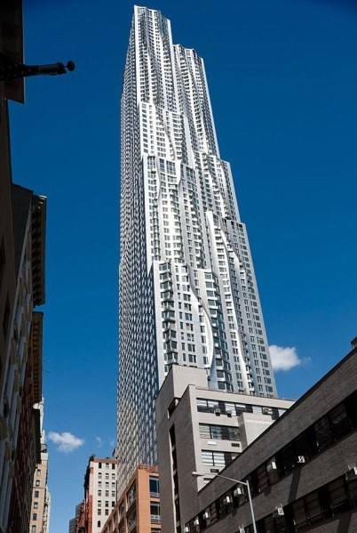 8 Spruce St NYC