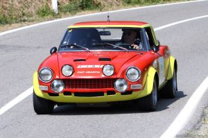 Fiat Abarth old