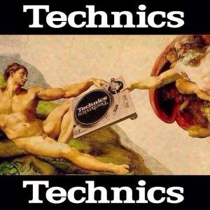 Technics ad