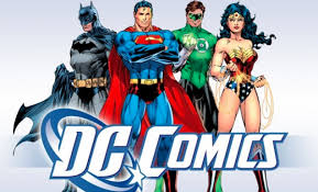 DC Comic Book Superheroes