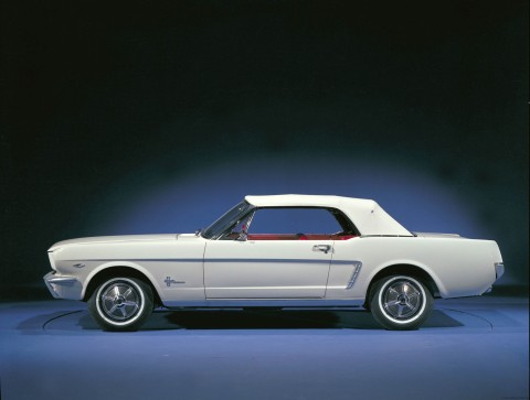 Ford Mustang – The First Ten Years