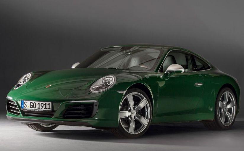 One Millionth Porsche911