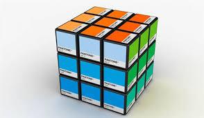 Pantone Cube