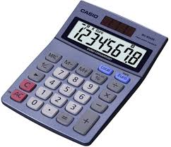 Casio MS-8 calculator