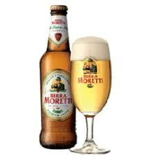 Beer Moretti