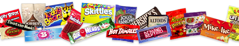 Iconic American Candy – Part 1