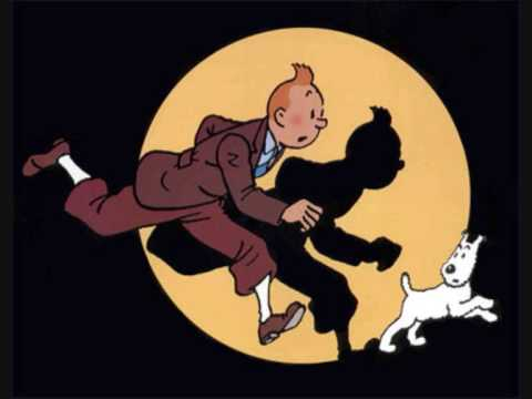 "Hergé's ""Adventures of Tintin"""