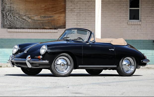 Porsche 356 BCabriolet