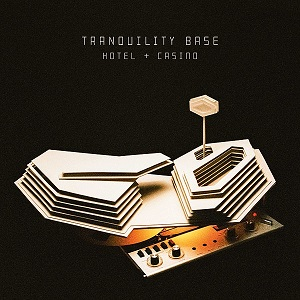 "Arctic Monkeys ""Tranquility Base Hotel & Casino"""